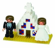 Nanoblock mamelog ML-025 Happiness wedding by KAWADA. $14.37. Package size:7x6x6cm. Age from 12years old
