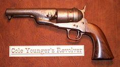 Cole Younger Guns | Cole Younger's Colt .44 Conversions