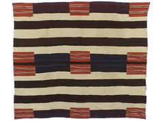 The red rectangles in this blanket are often used by experts to identify them as second phase.