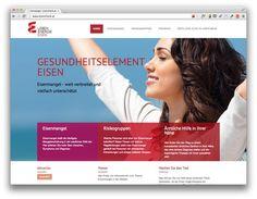 www.eisencheck.at Design by SATTEK | Development by INTERNETKULTUR Design, Health, Design Comics