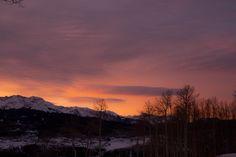 January 4. 2015 - January Sunrise