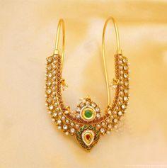 maharashtrian jewellery - bajuband