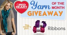 Yarn of the Month Giveaway for June