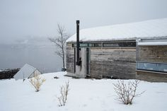 BALESTRAND- Dream Home Design, House Design, Dom, Cabins, Tiny House, Architecture, Projects, Outdoor, Modern