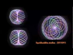▶ Rodin Coil vortex animation - YouTube