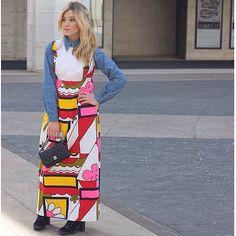 Such a Betty @such.a.betty Spotted! #street...Instagram photo | Websta (Webstagram) New York Fashion week Winter 2015 #nyfw #nyfw2015