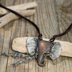 Hathi Necklace - Anju Jewelry