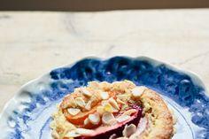 london bakes | mixed stone fruit + almond tarts {gluten free}