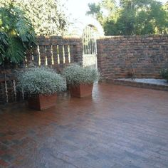 A tough, low-gloss finish for porous brick and stone, protecting it against water ingress, weathering and pollution. Brick And Stone, Design Development, Tile, It Is Finished, Patio, World, Outdoor Decor, Home Decor, Mosaics