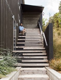 Clever architecture has transformed this staircase into an active space