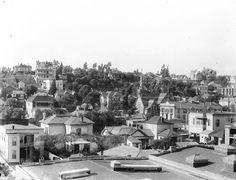 1920's bunker hill, los angeles