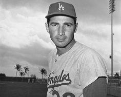 Sandy Koufax - Los Angeles Dodgers (AP)