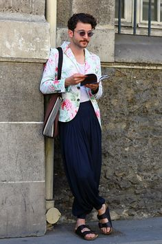 Paris | 25 Stunning Examples Of Street Style From Around The World-that blazer is everything
