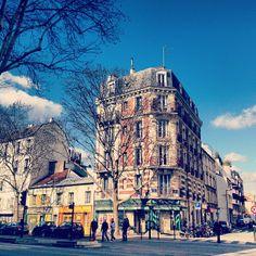 Quand le soleil brillait à Boulogne Mars Dernier par @nageshkr