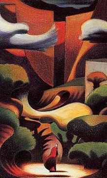 Dante Alighieri - entrata di Dante all'inferno