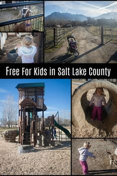 Free for Kids in Salt Lake County! - Postcards & Passports
