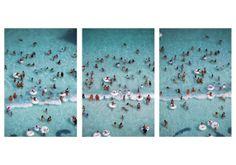 "Gray Malin - ""Caribbean Triptych"" | #graymalin #maisongray"