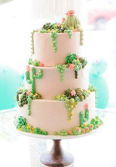que es el cactus cake
