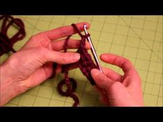 How to Make Crochet Head Bands  GREAT VIDEO, CLEAR INSTRUCTIONS