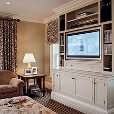 Built In Entertainment Center Design, Pictures, Remodel, Decor and Ideas