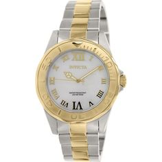 Invicta Men's Pro Diver 17872 Silver Stainless-Steel Swiss Quartz Watch