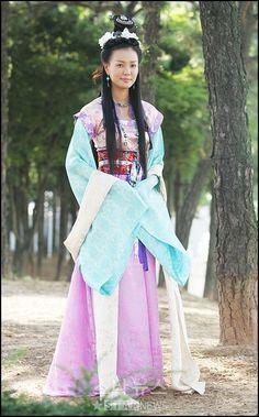 Hanfu&Tang Dynasty Dress Style