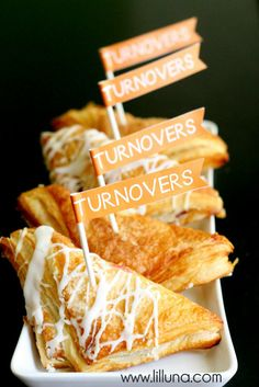 "Football Party ""Turnovers"" << this made me LMAO"