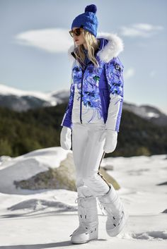 Snow Gear, Winter Suit, Snow Outfit, Moon Boots, Art Direction, Skiing, Winter Jackets, Action, Suits