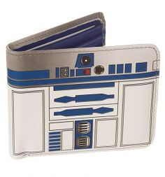 R2-D2 Star Wars PU Wallet WHY DO THE BRITS HAVE ALL THE COOL STUFF?