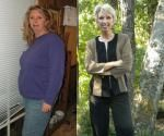 Kim has lost 50 lbs and the coolest part of this that it helped her to keep it off for 5 years.