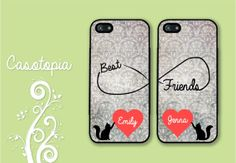 x2 iPhone 5 5S 5C 4 4S Case Samsung Galaxy S3 S4 case by Casotopia, $25.99