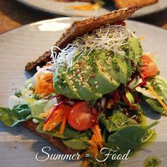 #Copenhagen as one of #Europe's great food cities. There are a series of 'must-have' dishes to try during a trip to the Danish capital including smoked and pickled herring #Danish cheeses and the classic #Smorrebrod - a Danish open-faced sandwich. . . #BBTrails #summer #summerholidays #summer2018 #copenhague #copenhaguen #copenhage #denmark #copenhagenfood #copenhagenfoodies #smørrebrød #igfood #igerfood #igersfood #ig_copenhagen #iger_copenhagen #igers_copenhagen Summer Recipes, Great Recipes, Open Faced Sandwich, Vegan Restaurants, Salmon Burgers, Avocado Toast, Copenhagen, Brunch, Vegetarian