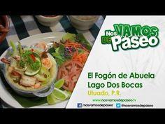 El Fogon de Abuela, Utuado, P.R. - YouTube