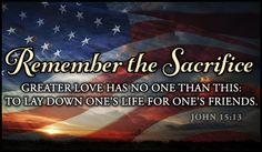 Free Remember the Sacrifice eCard - eMail Free Personalized Patriotic Cards Online