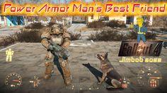 Fallout 4 02 Mans best friend Power Armor
