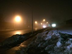 Fog Advisory Issued