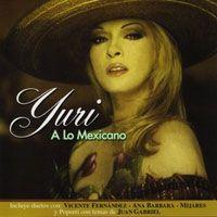 Album A Lo Mexico - Yuri