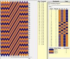 Diseño 24 tarjetas, 3 colores   // sed_11༺❁