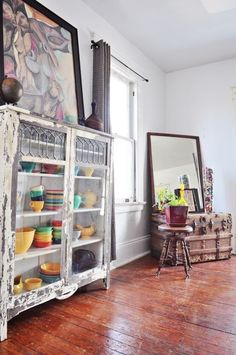 Matt & Andy's More Perfect (Eclectic-Modern) Union — Pride at Home: House Tour Greatest Hits | Apartment Therapy