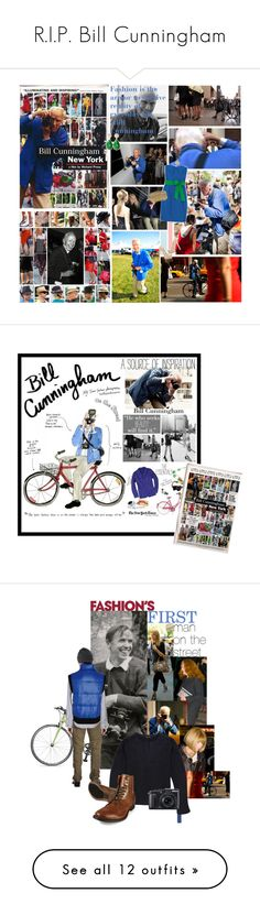 """""""R.I.P. Bill Cunningham"""" by polyvore-editorial ❤ liked on Polyvore featuring StreetStyle, billcunningham, fashionphotography, DC Shoes, P & Lot, Gibson, DKNY, Yves Saint Laurent, Anya Hindmarch and Amrita Singh"""