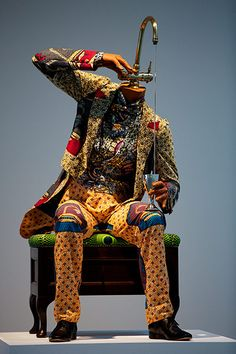 Yinka Shonibare - Christopher Thomond  (The Guardian):  http://www.guardian.co.uk/artanddesign/gallery/2013/mar/03/yinka-shonibare-yorkshire-sculpture-park-in-pictures#
