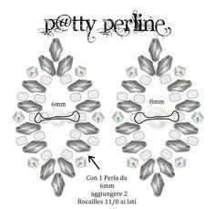 P @ tty Beads: Free Pattern ~ Seed Bead Tutorials