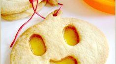 Biscuits citrouille
