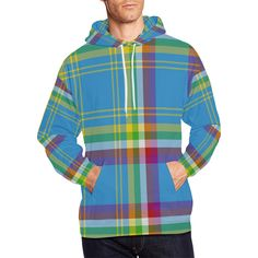 Pat moore james roberts and charlie wright on yukon men yukon yukon tartan all over print hoodie for men usa size model h13 malvernweather