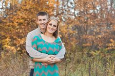 Fall Engagement Photography at Pine River Ranch in Leavenworth, WA » Hailey Haberman Photography