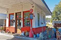 For instance, Daniel's Standard Oil Service Station, which is a historic site in the city that was built in Visit Florida, Florida Living, Old Florida, Florida Keys, Clearwater Florida, Florida Beaches, Sarasota Florida, Plant City Florida, Columbia Restaurant