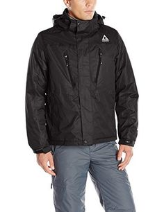 "The Gerry 3 in 1 system jacket offer the ultimate in versatility and value. System construction allow you to wear outer jacket, inner jacket or both together.   	 		 			 				 					Famous Words of Inspiration...""Action may not always bring happiness; but there is no happiness without...  More details at https://jackets-lovers.bestselleroutlets.com/mens-jackets-coats/active-performance/shells/product-review-for-gerry-mens-crusade-systems-jacket/"