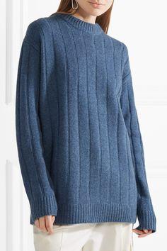 The Row | Lilla ribbed cashmere sweater | NET-A-PORTER.COM