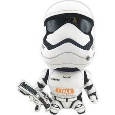 Star Wars Stormstrooper Talende Plys Bamse