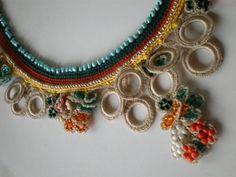 Molecular Bonds ... Freeform Crochet by irregularexpressions